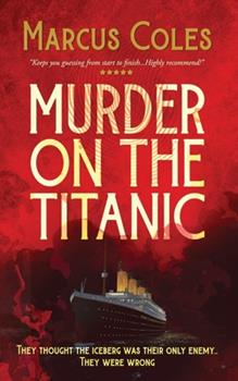 Paperback Murder on the Titanic Book
