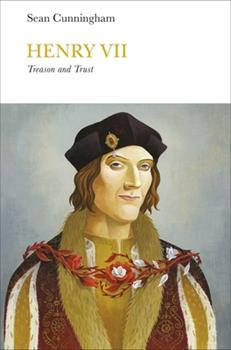 Hardcover Henry VII (Penguin Monarchs): Treason and Trust Book