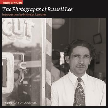 Fields of Vision: The Photographs of Russell Lee: The Library of Congress 1904832393 Book Cover