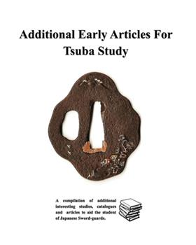 Paperback Additional Early Articles For Tsuba Study Book
