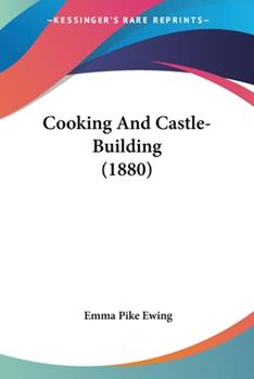 Paperback Cooking and Castle-Building Book