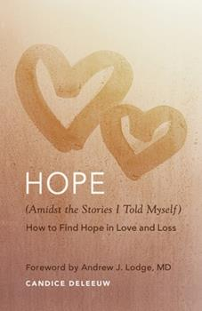 Paperback Hope (Amidst the Stories I Told Myself) Book