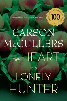 The Heart Is a Lonely Hunter 0553138928 Book Cover