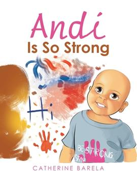 Paperback Andi Is so Strong Book
