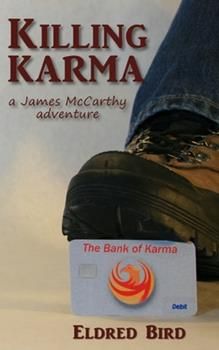 Paperback Killing Karma : A James Mccarthy Adventure Book