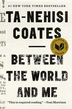 Hardcover Between the World and Me Book