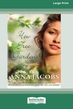 Paperback Yew Tree Gardens (16pt Large Print Edition) Book