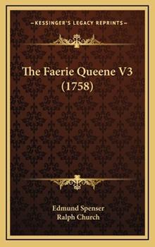 Hardcover The Faerie Queene V3 Book