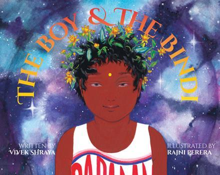 Hardcover The Boy & the Bindi Book