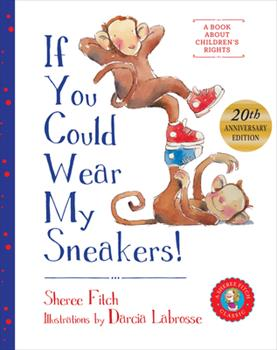 If You Could Wear My Sneakers 1552092755 Book Cover