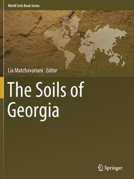 Paperback The Soils of Georgia Book