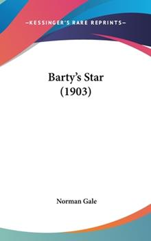 Hardcover Barty's Star (1903) Book