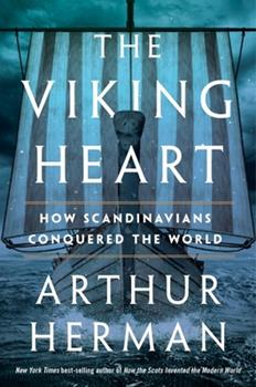 Hardcover The Viking Heart: How Scandinavians Conquered the World Book