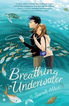 Hardcover Breathing Underwater Book