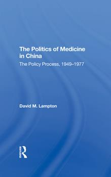 Hardcover Politics Medicine China/H Book