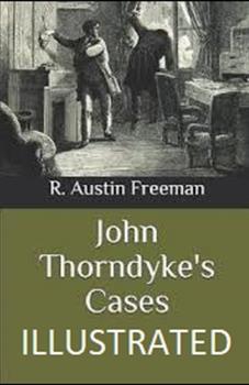 Paperback John Thorndyke's Cases Illustrated Book