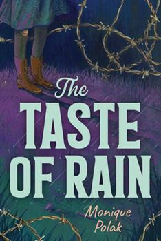 The Taste of Rain 1459820266 Book Cover