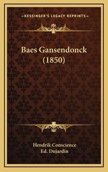 Hardcover Baes Gansendonck Book