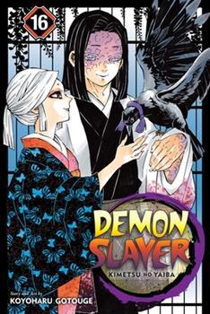Demon Slayer: Kimetsu no Yaiba, Vol. 16 - Book #16 of the  / Kimetsu no Yaiba