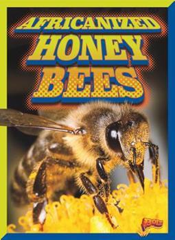 Paperback Africanized Honeybees Book