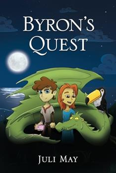 Paperback Byron's Quest Book