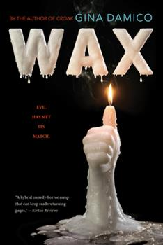 Wax 0544633156 Book Cover