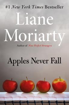 Hardcover Apples Never Fall Book