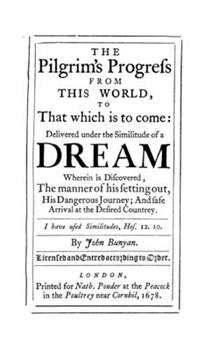Hardcover The Pilgrim's Progress from this World to that Which Is to Come Book