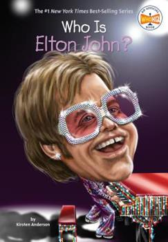 Who Is Elton John? - Book  of the Who Was/Is...?
