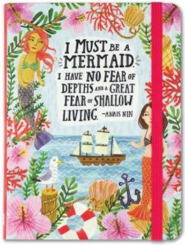 Hardcover I Must Be a Mermaid Journal Book