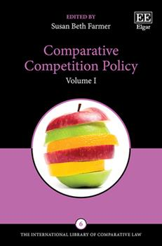 Hardcover Comparative Competition Policy Book