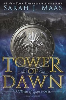Tower of Dawn 168119922X Book Cover