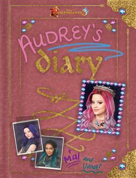 Hardcover Descendants 3: Audrey's Diary Book