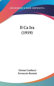 Hardcover Il Ca Ira Book