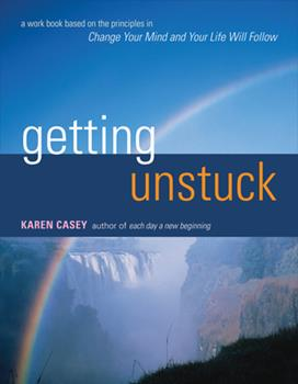 Getting Unstuck 1573245488 Book Cover