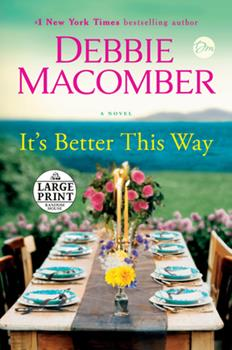 Paperback It's Better This Way [Large Print] Book