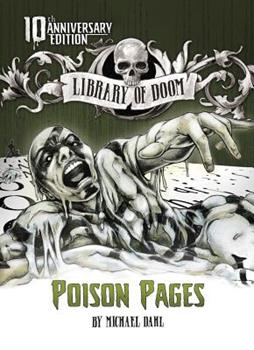 Poison Pages (Zone Books - Library of Doom) - Book  of the Library of Doom