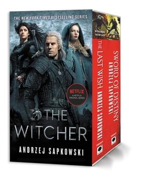 Paperback The Witcher Stories Boxed Set: the Last Wish, Sword of Destiny Book