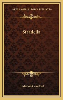 Hardcover Stradell Book