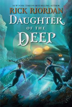 Hardcover Daughter of the Deep Book