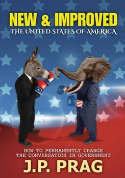 Paperback New & Improved: The United States of America Book