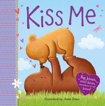 Hardcover Kiss Me Book