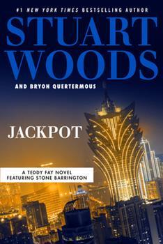Hardcover Jackpot Book