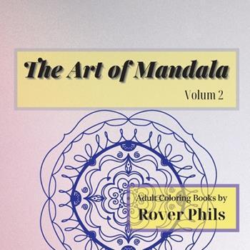 Paperback The Art of Mandala Book