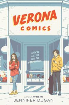 Hardcover Verona Comics Book