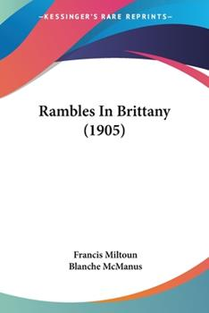 Paperback Rambles In Brittany (1905) Book