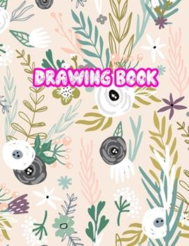 Paperback Drawing Book : Large Sketch Notebook for Drawing, Doodling or Sketching: 110 Pages, 8. 5 X 11 Sketchbook ( Blank Paper Draw and Write Journal ) - Cover Design 099247 Book