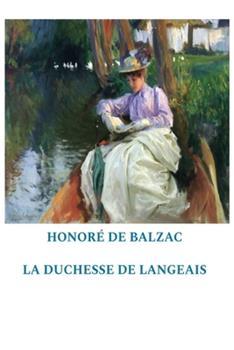 Paperback Honoré de Balzac - La Duchesse de Langeais (French Edition) [French] Book