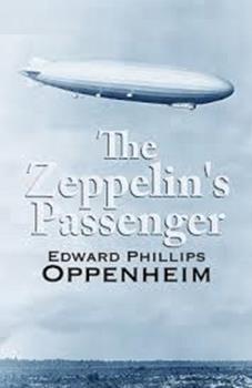 Paperback The Zeppelin's Passenger Illustrated Book