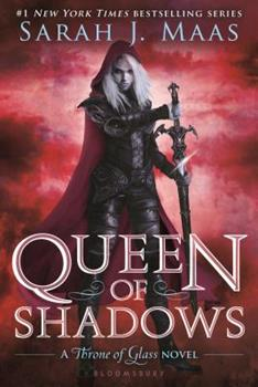 Queen of Shadows 1619636069 Book Cover